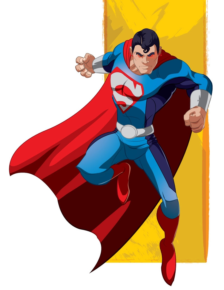 Superman friends - superman, bizarro - universek | ello