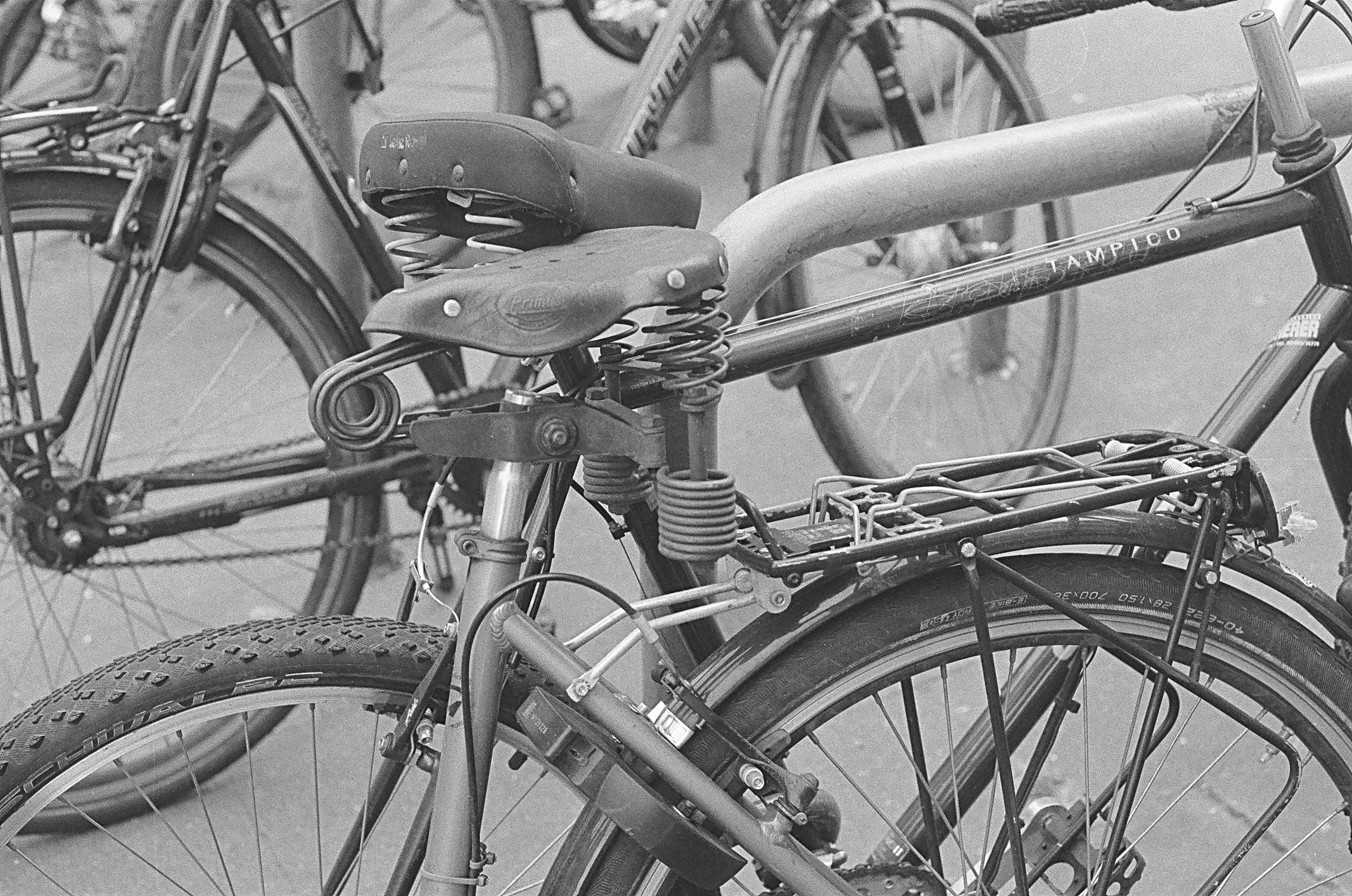 Fahrräder Franzstraße, Aachen.  - walter_ac | ello
