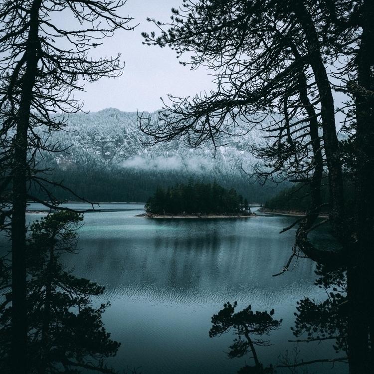 exploring rainy terrain landsca - lavisuals | ello