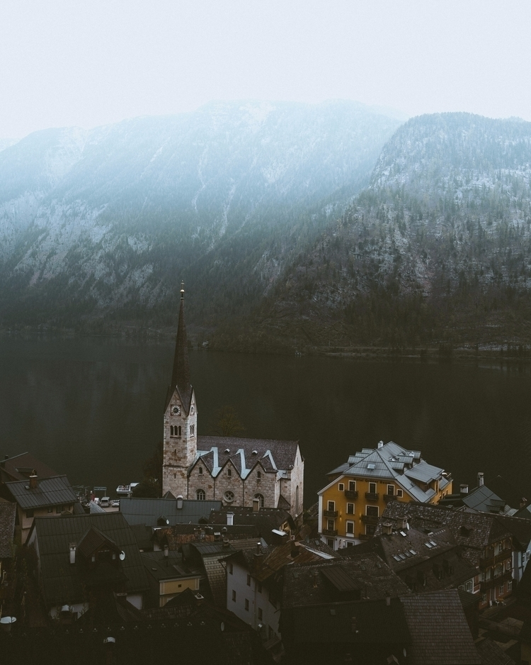 mornings Hallstatt waking car s - lavisuals | ello