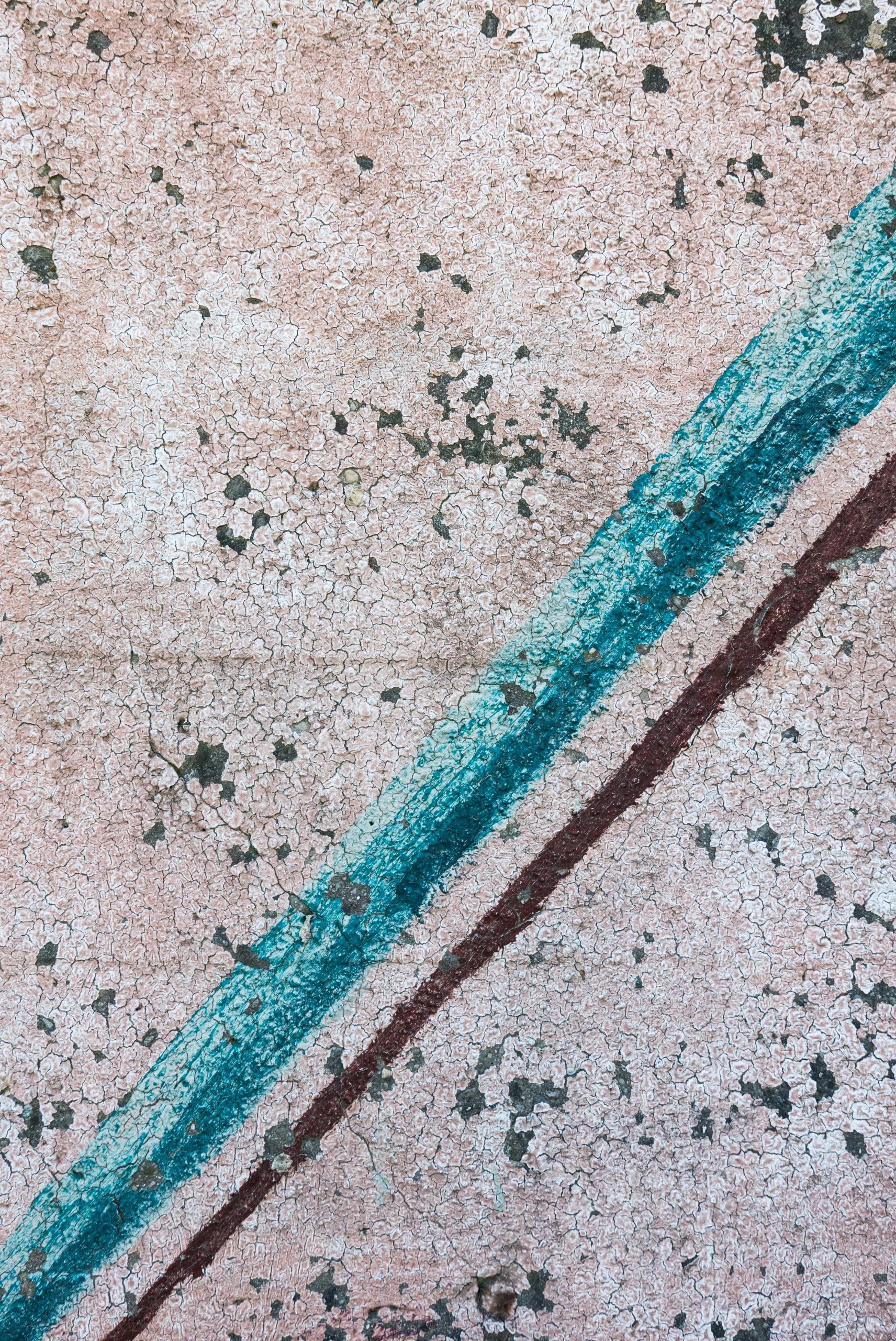Weathered paint detail. https - Digital - junwin | ello