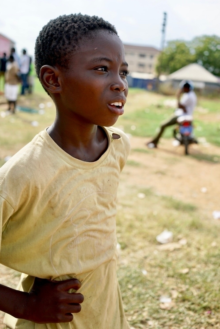 People Accra - documentaryphotography - arnevanoosterom | ello