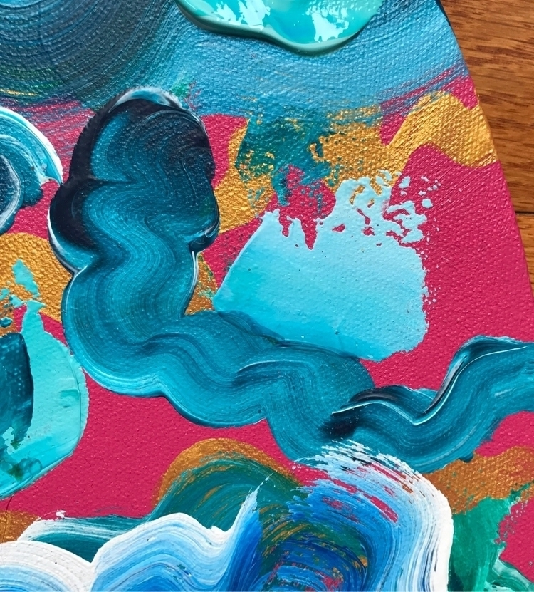 Dissolve - art, abstract - dhuston | ello