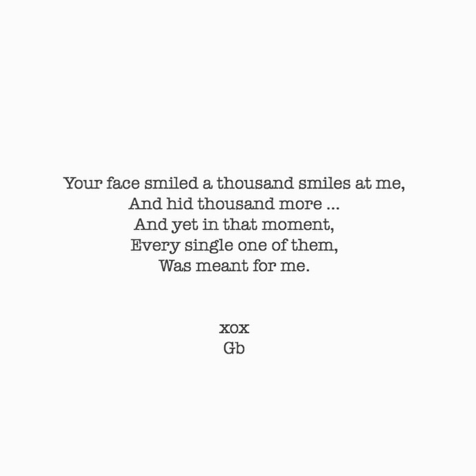 thousand secret smiles...  - poem - goldenbirdiewrites | ello