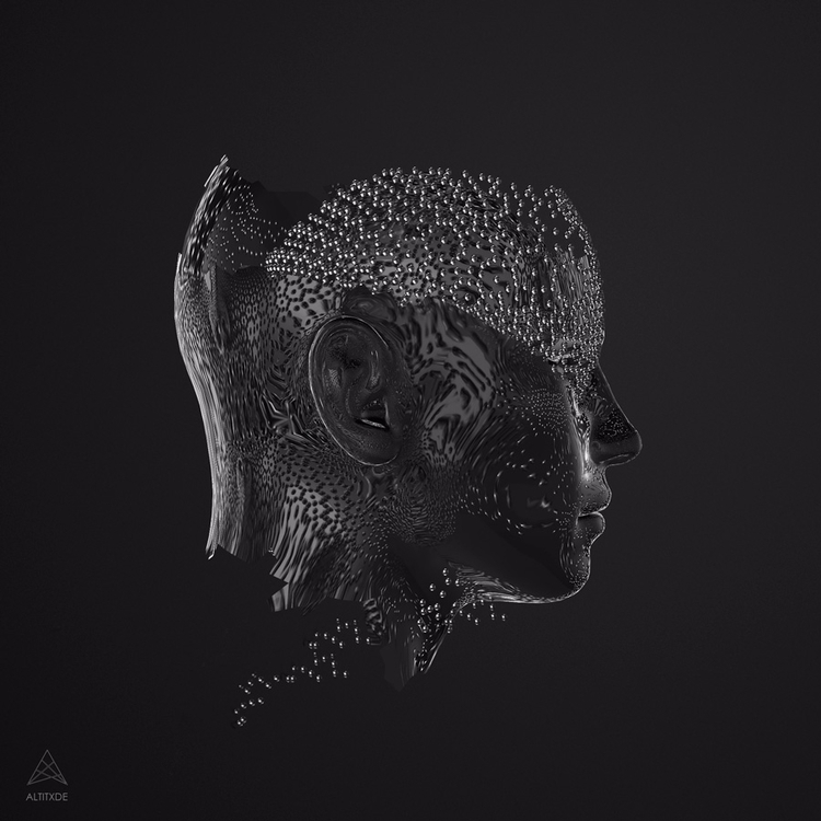 NYX - 3d, digitalart, cinema4d - altitxde | ello