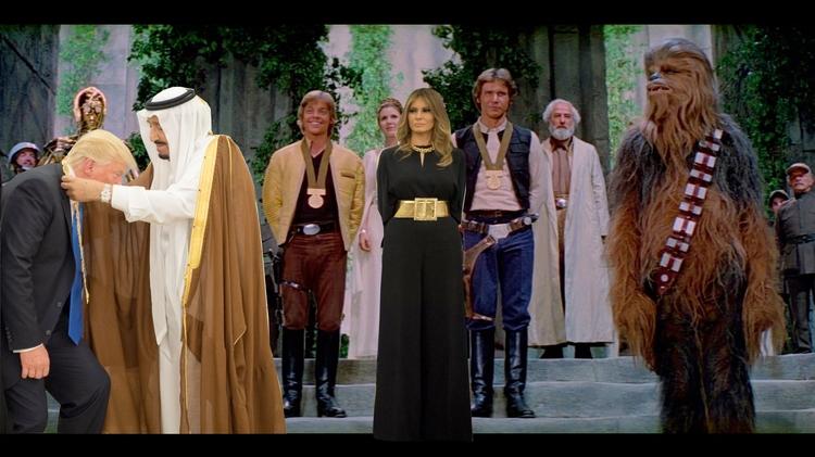 Dark Timeline Star Wars reboot  - bdonnelly | ello