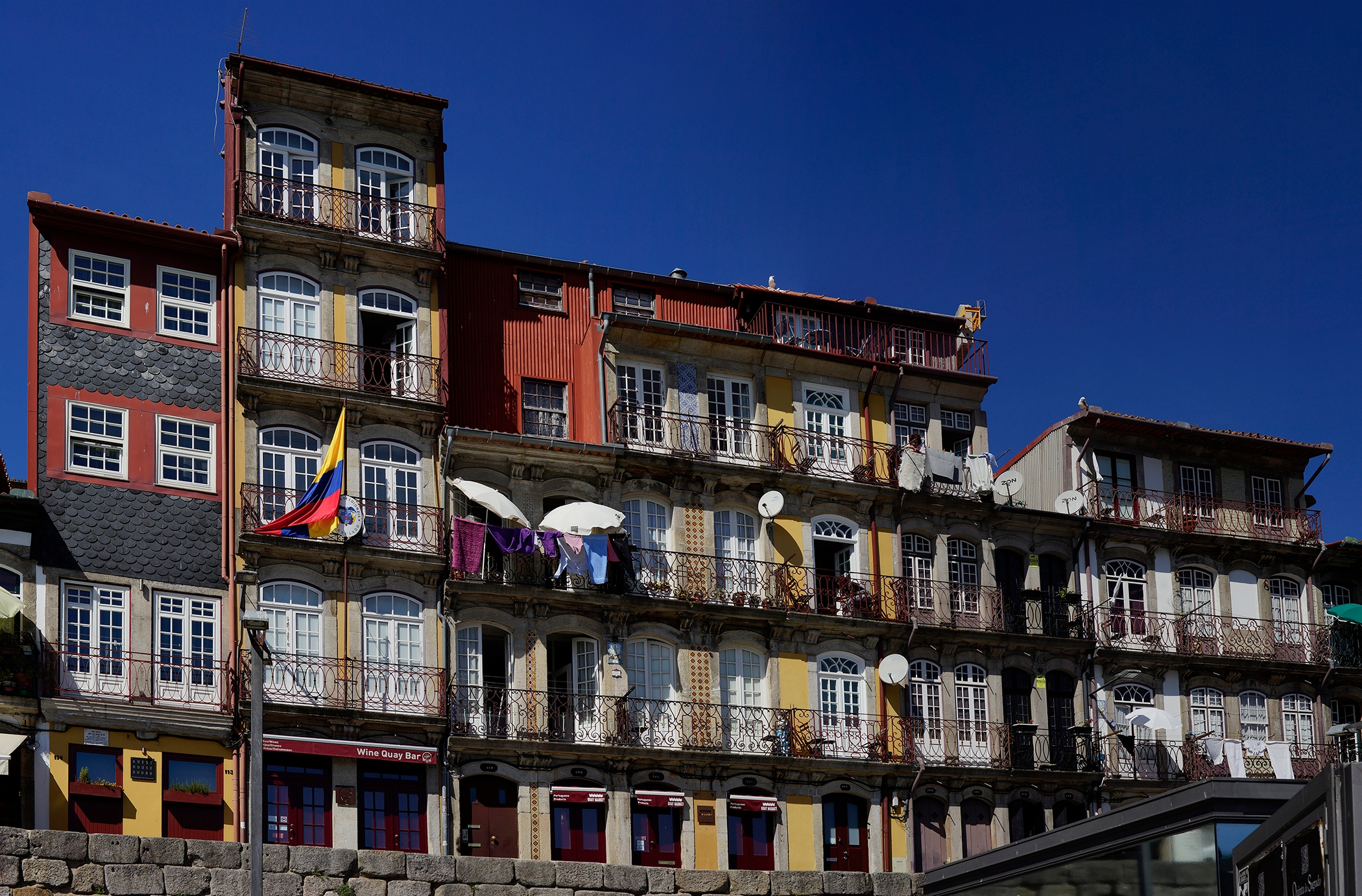 Les bords du Duro à Porto- vill - gclavet | ello