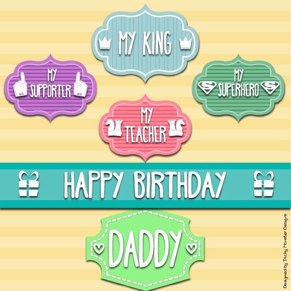 birthday card designed importan - trickymonsterdesignsgr | ello