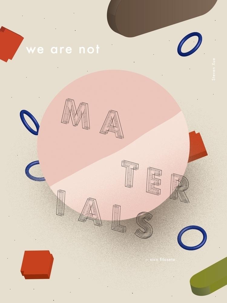 Instagram | Web - design, typography - stevenxue | ello