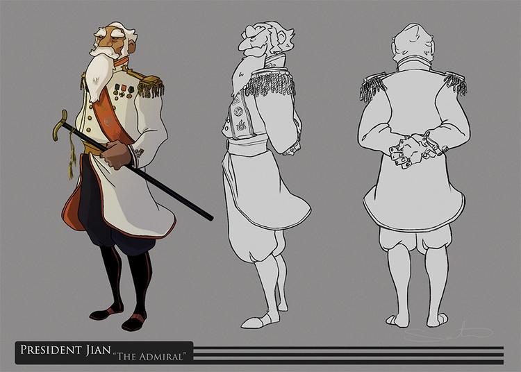 characterdesign - samanthadoodles | ello