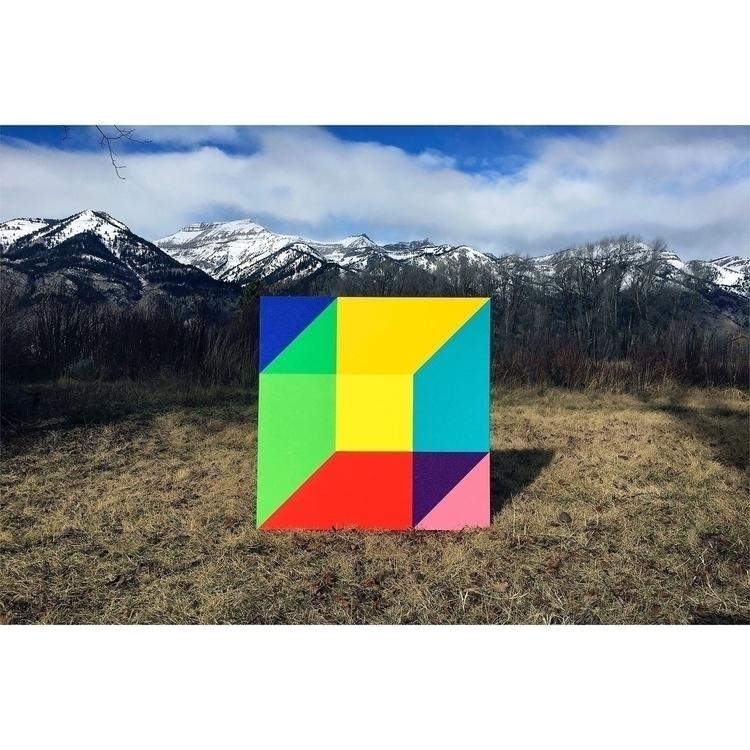 Reflex Acrylic Canvas 36 - ArtAiredOut - andrew_faris   ello