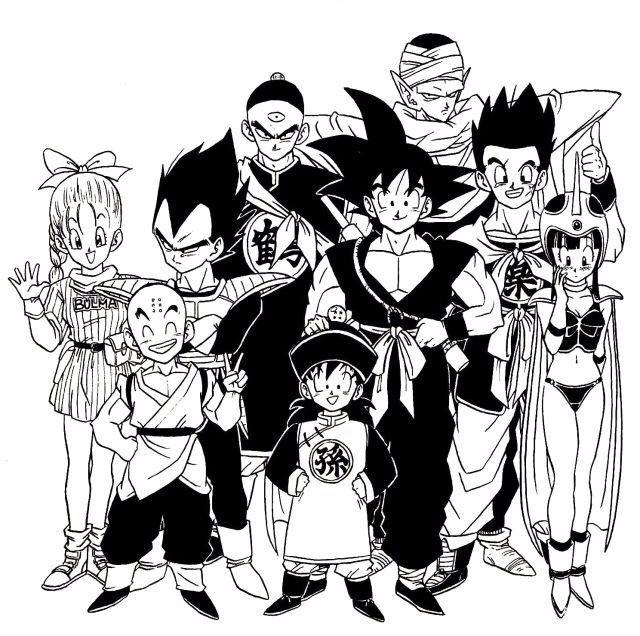 Akira Toriyama happy - zoorex | ello