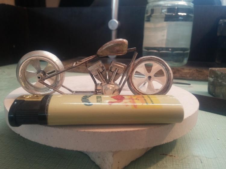 jewelry, motorcycle, handmade - devid_mesropov | ello