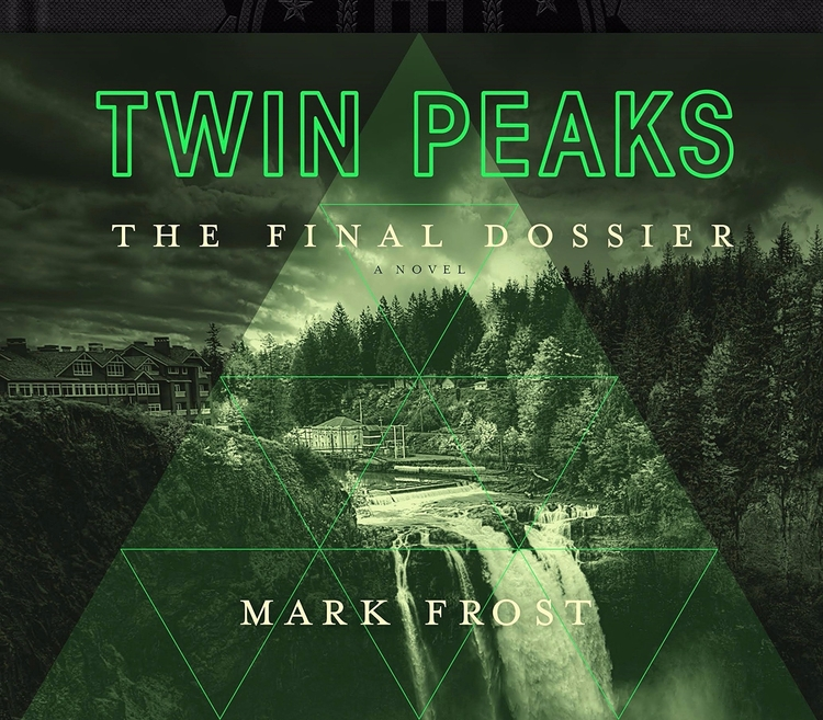 Twin Peaks book spring clues - bonniegrrl | ello