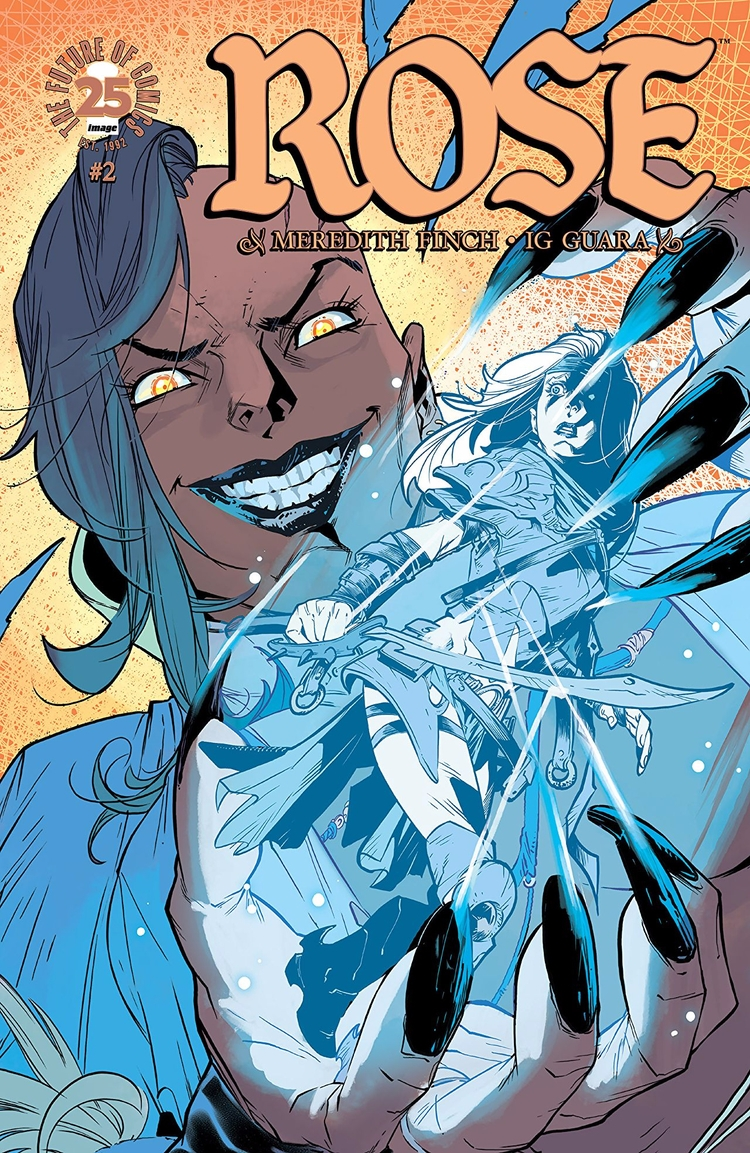 Rose Image Comics 2017 Written  - oosteven | ello