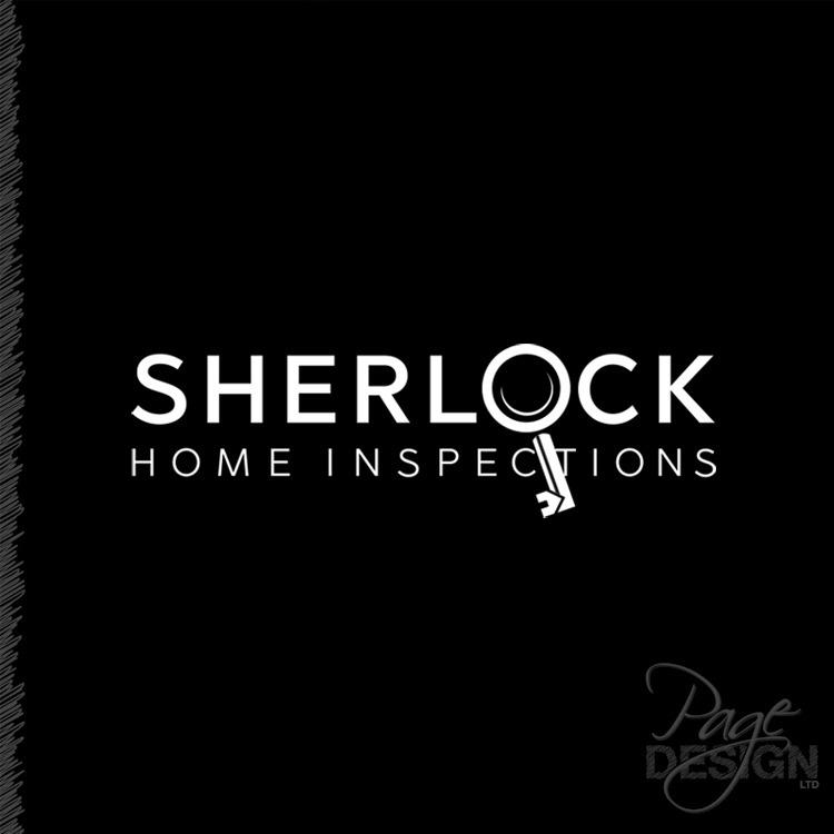 Logo design Sherlock Home Inspe - linda_page | ello