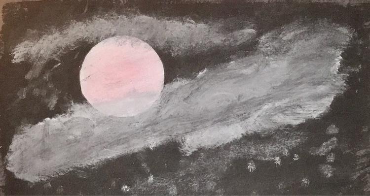 Pink, Moon, Manchester, Ariana - rebby   ello