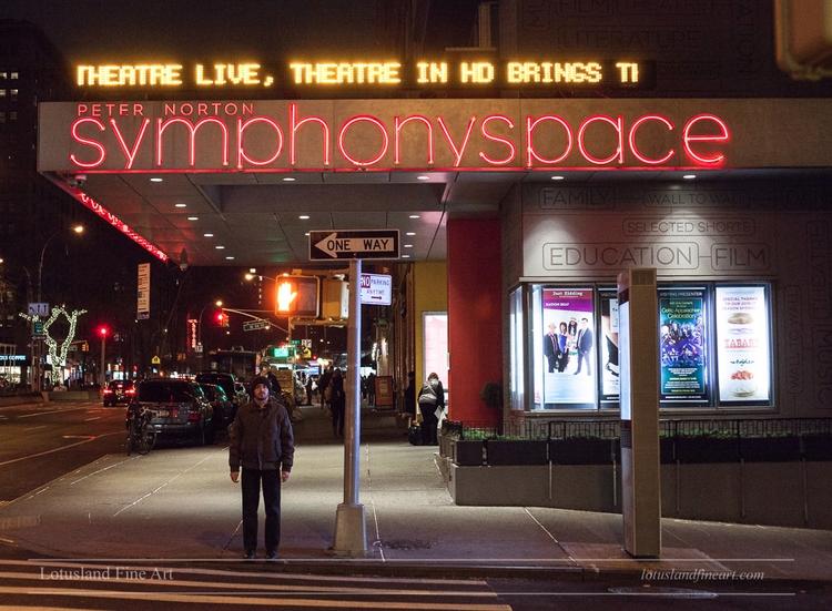 Symphony Space, 6 March 2017. Y - wlotus | ello