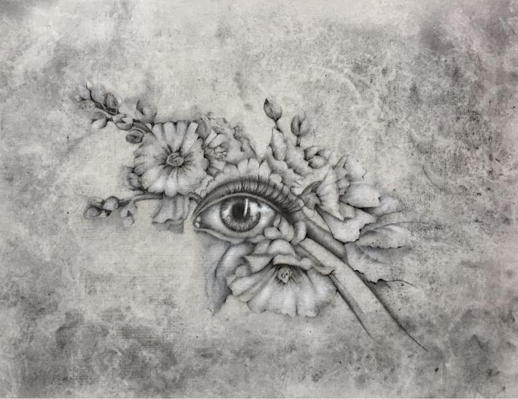 Work progress - art, draw, drawing - laurapedrettiart | ello