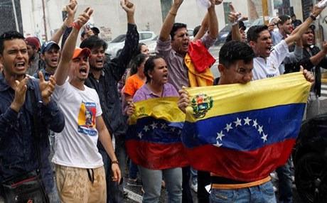 Χάος στη Βενεζουέλα: Οι νεκροί  - iro81 | ello
