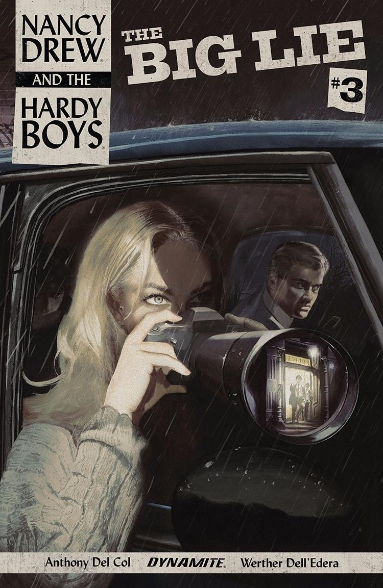 Nancy Drew Hardy Boys: Big Lie  - oosteven   ello