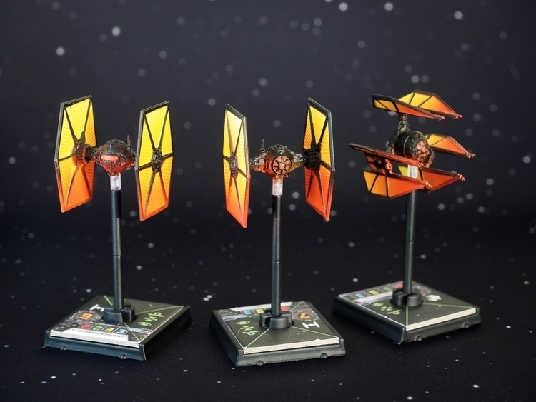 TIE Fighters figured post expla - haslo | ello