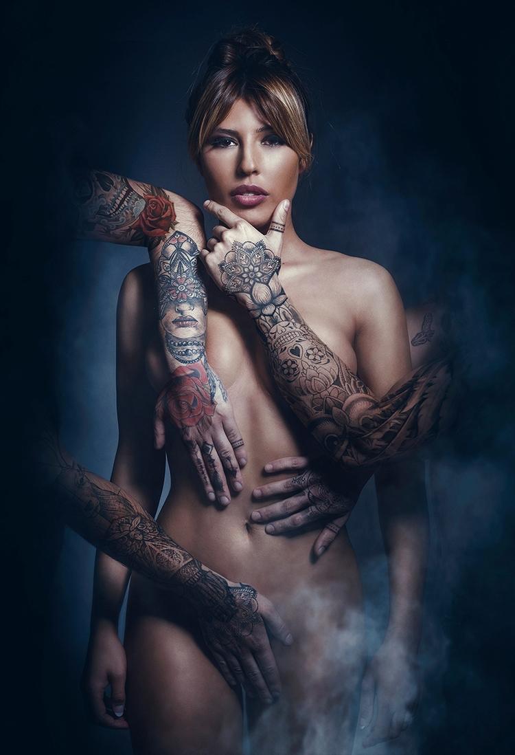 Photographer:George Van De Kam - darkbeautymag | ello