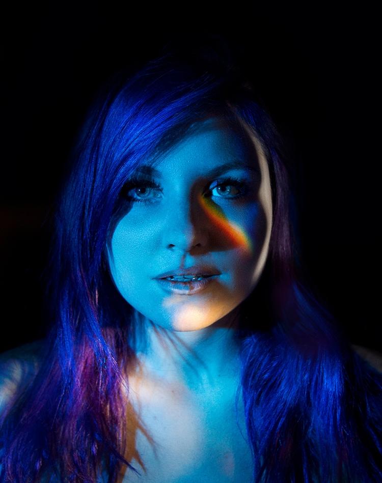 Photographer:Carlotta Di Felic - darkbeautymag | ello