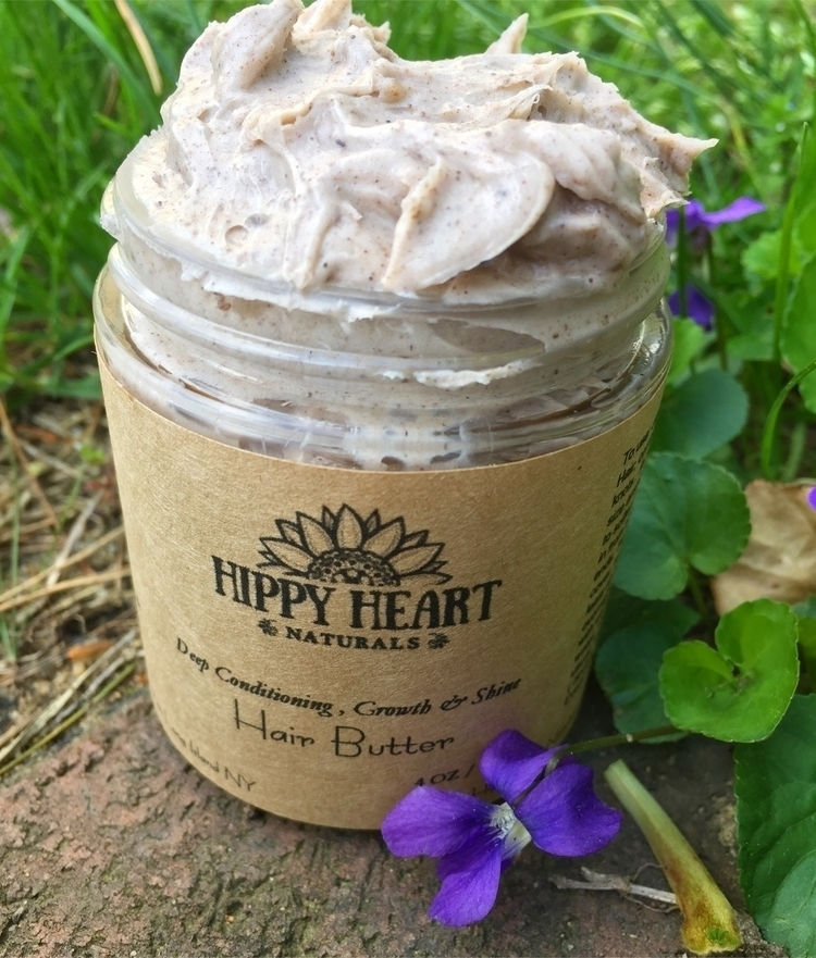 Deep conditioning Hair Butter:s - hippyheartnaturals | ello