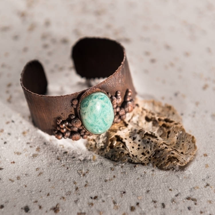start latest work - ello, bracelet - suzansilvius | ello