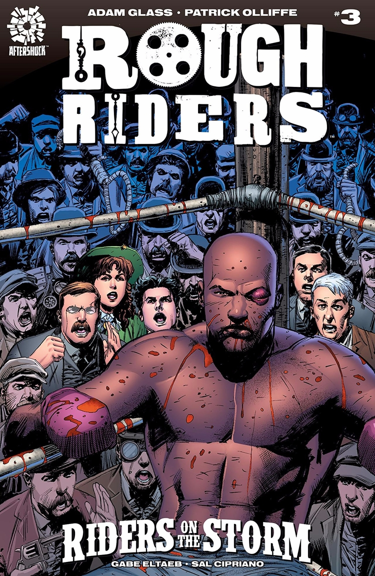 Rough Riders vol.2 Storm Create - oosteven   ello