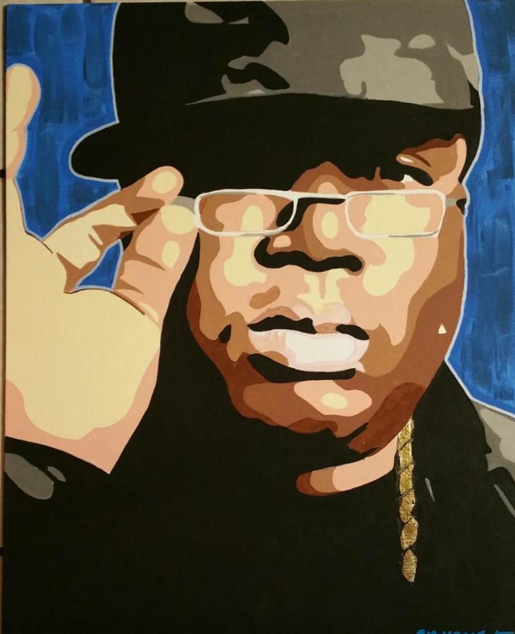 acrylic canvas - omni_art | ello