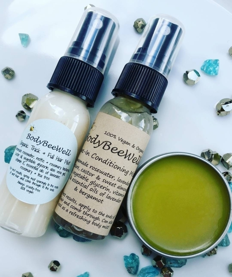 Organic Haircare Bundle Thick F - bodybeewell | ello