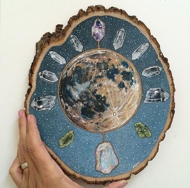 Moon magic original home prints - ivanaviz   ello