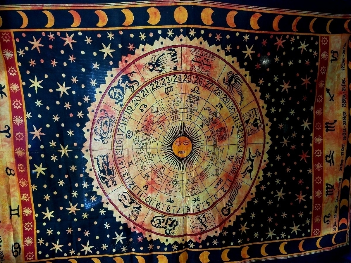 sold restocked Zodiac Tapestrys - sacreddivination | ello