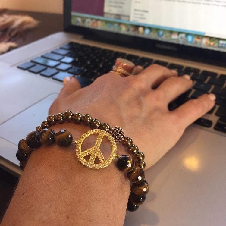 rock peace bling. Jeannevergerj - jeannevergerjewelry | ello
