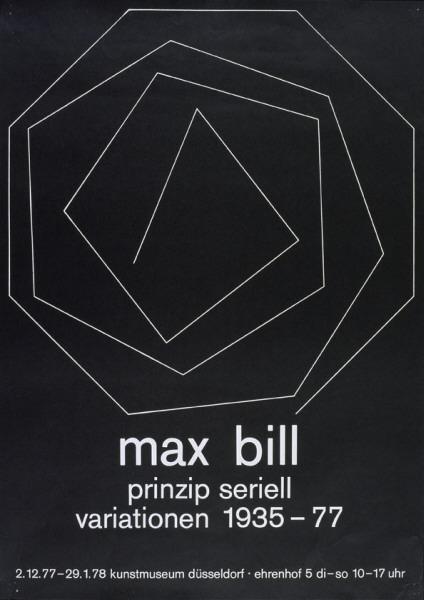 Max Bill — Prinzip Seriell (197 - modernism_is_crap | ello