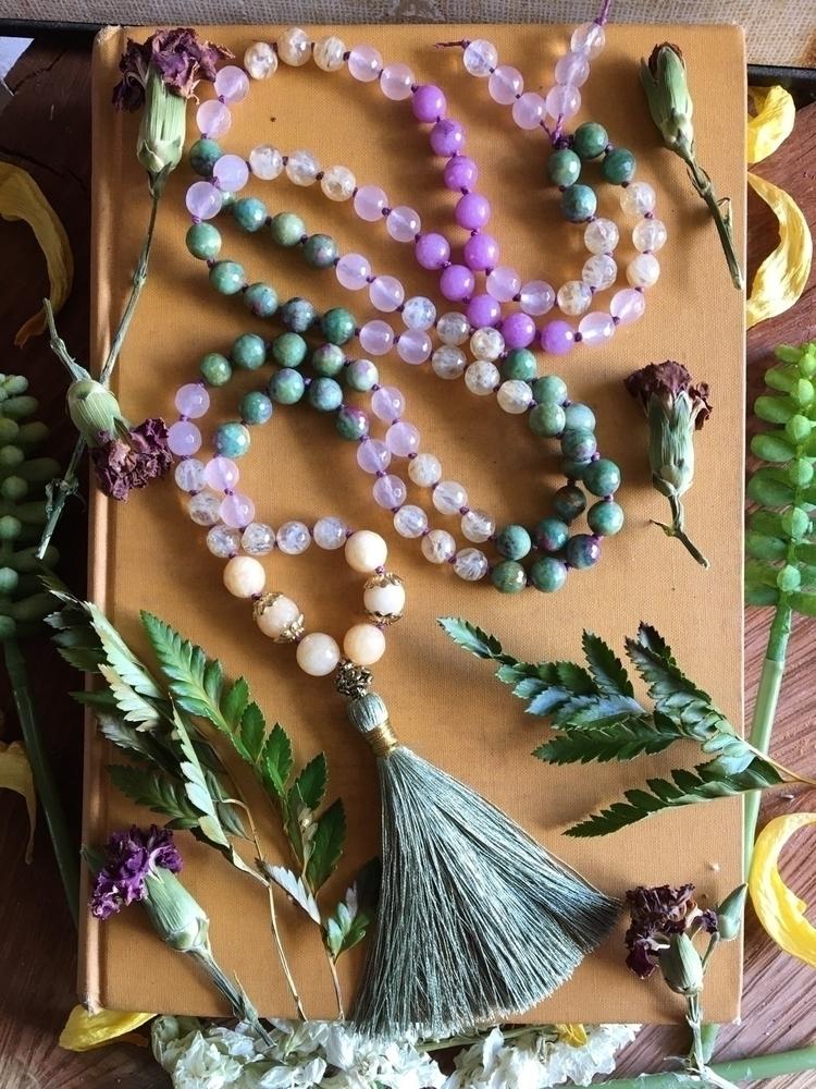 love creating Mala Beads compan - hippiciousjewels | ello