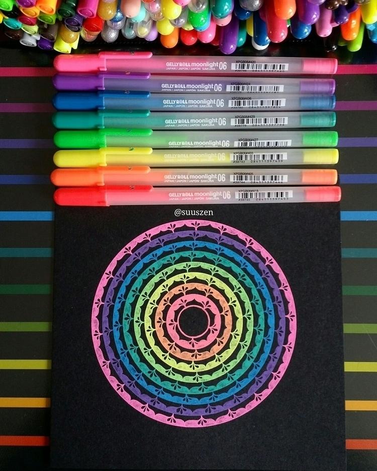 colourful postcard dear mom Day - suuszen | ello