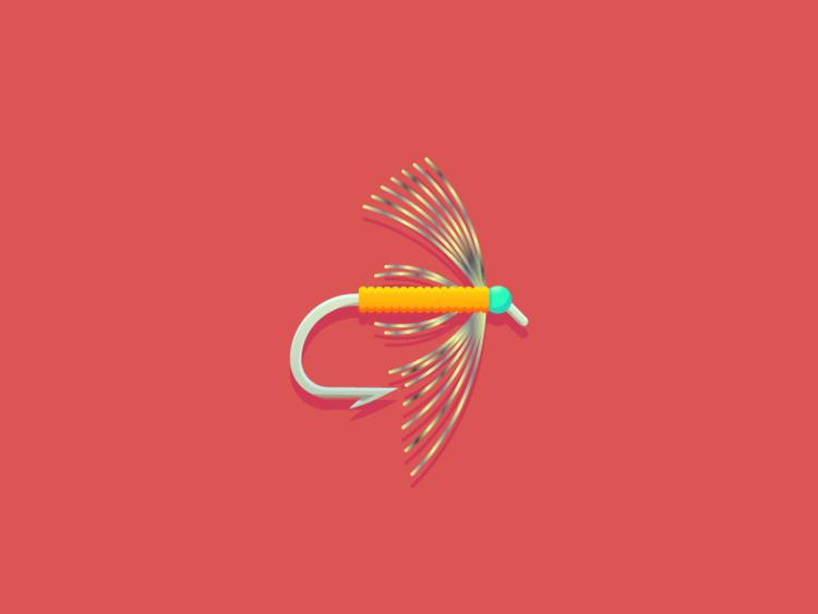 Soft Hackle Fly (101/365 - darumacreative | ello
