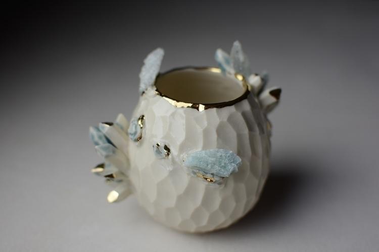 Sad goodbye piece, absolutely f - potterybyrosie | ello