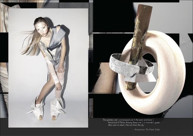 Departure Leonie - fashionphotography - ashirovmartic | ello
