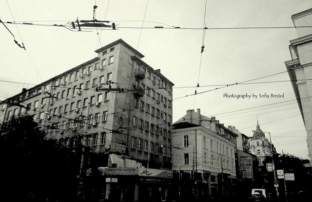 Sofia - photography, bnw, film, filmphotography - sofiabristol | ello