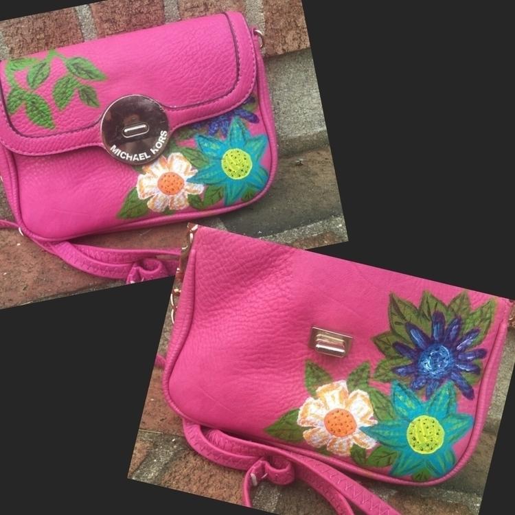 handpaintedhandbags, handpainted - skyravin | ello
