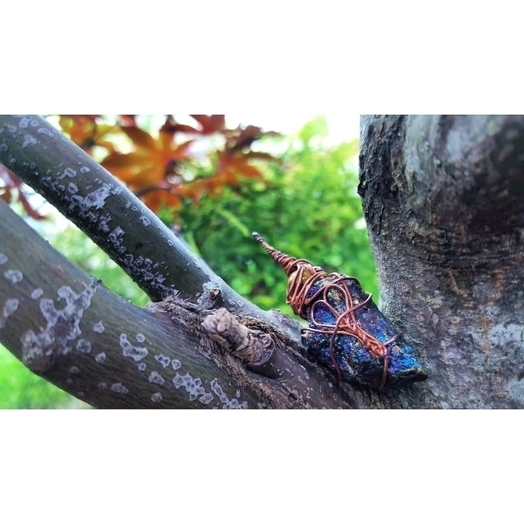 Peacock Ore (Chalcopyrite) Tige - mindseyemagik | ello