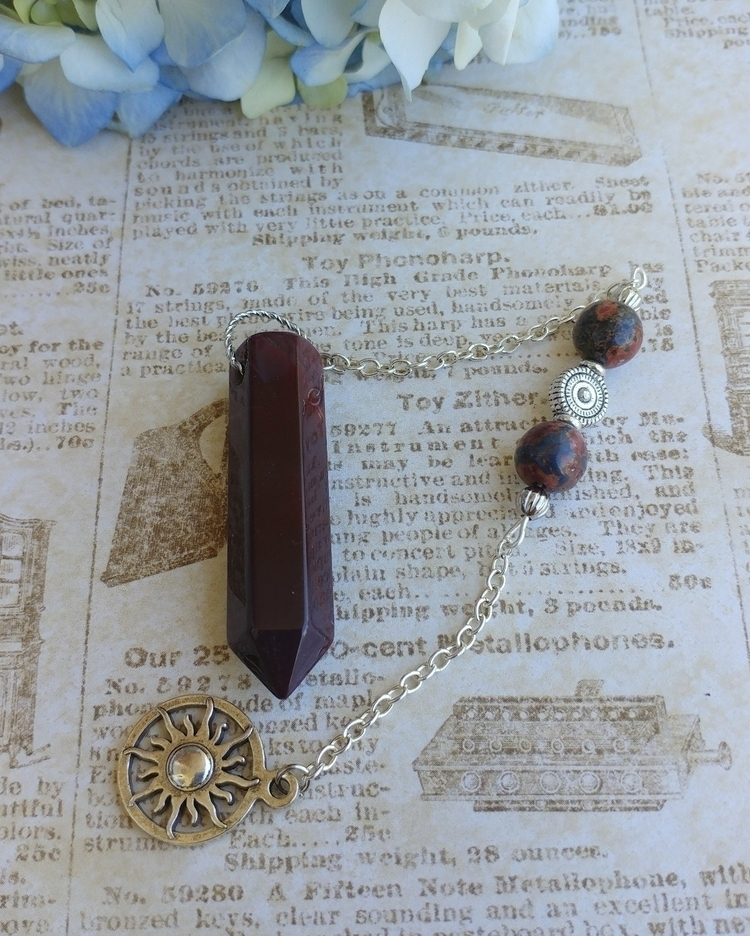 love making pendulums, special  - gnomeshiddentreasure   ello
