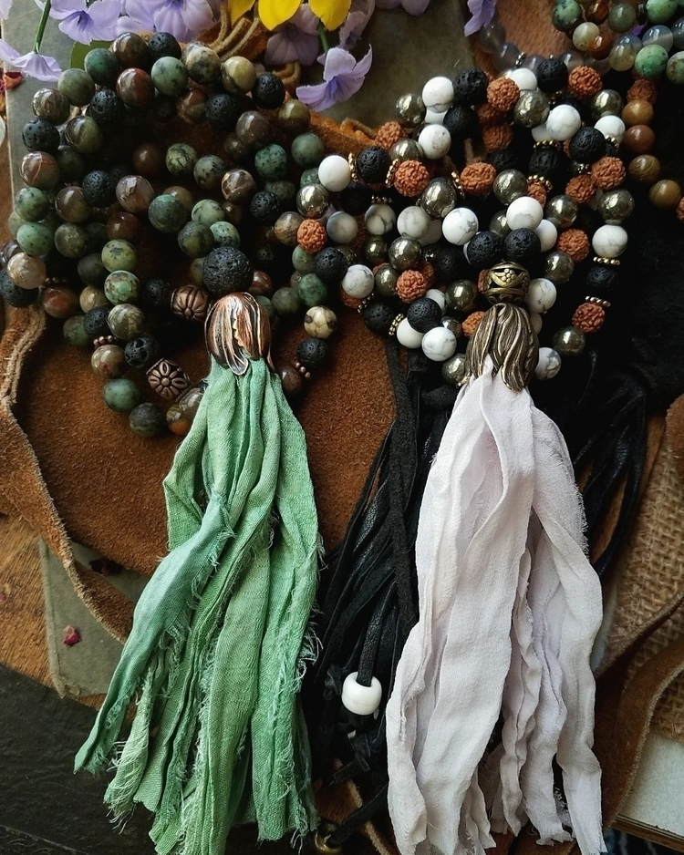 2 favorite malas shop! combo in - sacreddivination | ello
