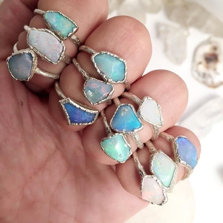 ELLO! – freaking love opals! po - thesixofcups | ello