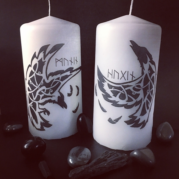 Candles special friend charging - elilunacrafts | ello