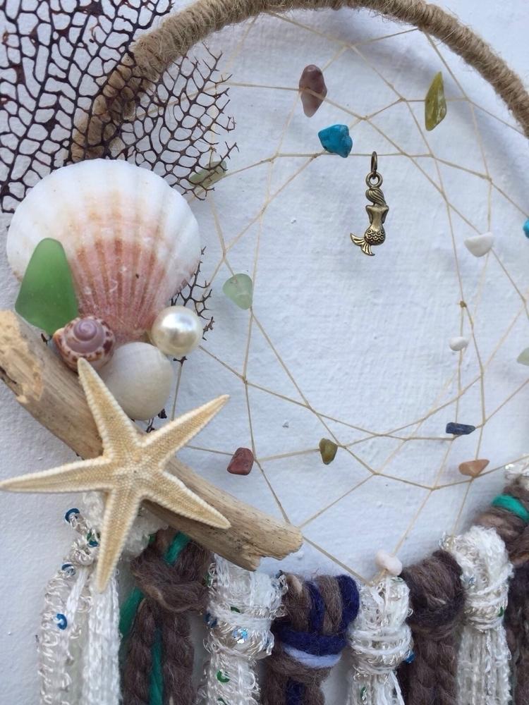 Mermaid vibes :shell::ocean:Mer - bohoelementsdesigns | ello